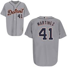 Authentic Mlb Jersey Size Chart Victor Martinez 41 Mlb Jersey Detroit Tigers Womens