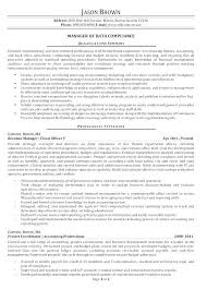 Resume Examples For Business Analyst Resume Directory