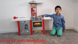 Molto Master Electronic Kitchen With Lights How To Build A Kids Toy Kitchen Master Kitchen Electronic Indoor Funny