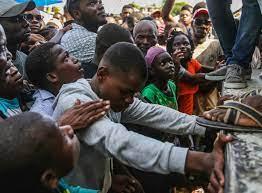 Aid Organizations Fear Haiti Disease ...