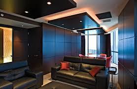 best room lighting. Design Best Media Room Back Lighting