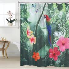 bathroom curtain fabric