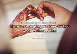 Beautiful Married Couple Quotes Best of Love Relationship 24 Islamic Marriage Quotes PASS THE KNOWLEDGE