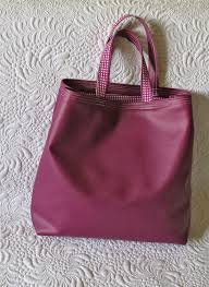faux leather ping bags geta 39 s quilting studio