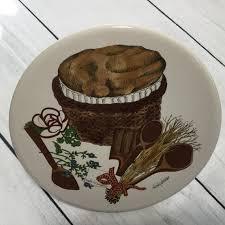 Vintage Sweden Ceramic Trivet By Wendy Wheeler Sweden Baking | Etsy