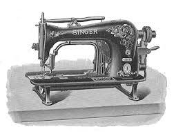 Singer 68 Sewing Machine