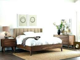 Wood And Upholstered Headboard Homemade Wooden Upholstered