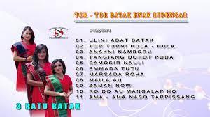 Beragam jenis mp3 gondang 2. 3 Ratu Batak Lagu Tor Tor Batak Remix Enak Didengar Official Audio Youtube
