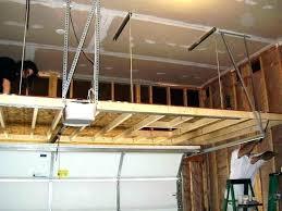 garage ceiling storage garage overhead storage ideas garage storage lift best garage ceiling storage cool garage