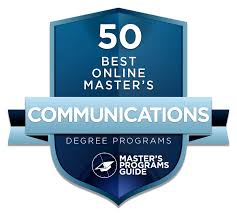 50 Best Online Masters In Communications 2018