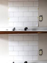 faux kitchen tile wallpaper. how to install removable wallpaper into your rental kitchen: step 2 faux kitchen tile h