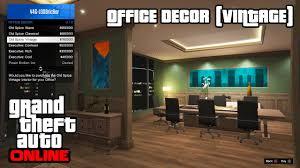Home officevintage office decor rustic Denis Krasikov Gta Online Ps4 Office Decor vintage Youtube Mywedding Gta Online Ps4 Office Decor vintage Youtube Vintage Office