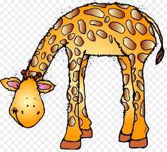 zoo animals clipart. Contemporary Zoo Marwell Wildlife Baby Jungle Animals Giraffe Zoo Clip Art   Clipart With