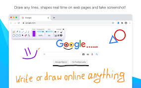 Can you draw your lines the way you want to? Paint Tool Marker For Chrome