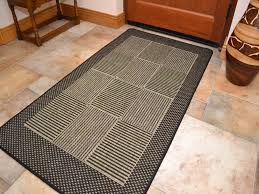 rubber backed kitchen mats