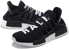 adidas shoes nmd black and white. adidas nmd huhan race mens running shoes black white[s79167]6 nmd and white