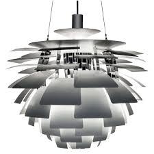 snowball lamp tripod lamp poulsen lighting artichoke ceiling pendant spider lamp