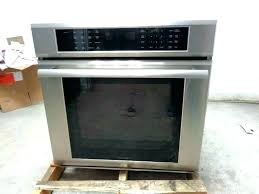 oven manual wall oven masterpiece single electric wall oven details double wall oven manual wall oven