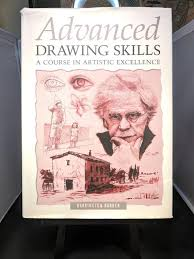 Artistic Skills Best Advanced Drawing Skills A Course In Artistic Excellence By Etsy