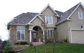Explore Pic Modern Stucco Homes With Big Yard Also In Contemporary Style