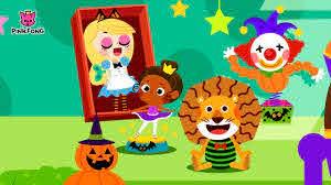 Liên Khúc Nhạc Thiếu Nhi Tiếng Anh Chọn Lọc - Những Bài Hát Hay Nhất Ngày  Lễ Halloween - YouTube