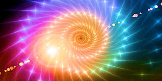 Image result for spirals of light