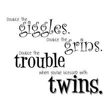 Twin Quotes Fascinating Twin Quotes Google Search Baby Shower Pinterest Twin Quotes