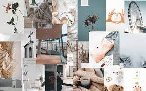 Neutral Aesthetic Desktop Wallpapers ...