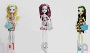 Серия кукол Rainy Day <b>Monster High</b>, новинка 2018