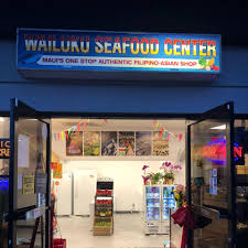 Wailuku Seafood Center