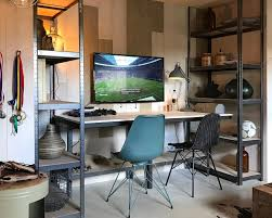 Diy Industriële Werkplek Eigen Huis En Tuin