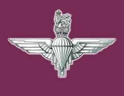 Parachute Regiment. Badge. Digital Art by Tom Hill