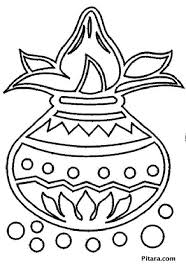 See more ideas about coloring pages, coloring sheets, coloring books. Diwali Coloring Pages For Kids Pitara Kids Network