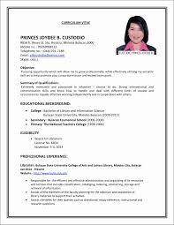 Resume Examples In Malaysia Fresh Bartender Cv Goes Viral The Secret