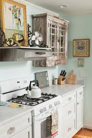 Salvage Kitchen Cabinets 50 Fabulous Shabby Chic Kitchens That Bowl You Over