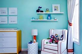 Mint green in the nursery Wall color mint green gives your living room a  magical flair