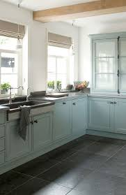 Kitchens With Gray Floors Dark Grey Kitchen Floor Tiles Outofhome