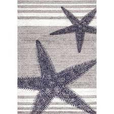 thomas paul starfish grey 8 ft x 10 ft area rug