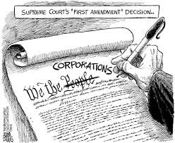Image result for corporate corruption cartoons