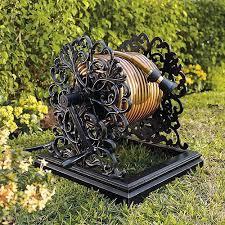 decorative hose reels hose reel decorative iron blog decorative hose reels american gardener