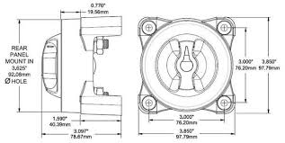 sea systems e series battery switch selector Blue Sea Systems Battery Switch 4 Position Diagram blue sea systems e series battery switch selector Dual Battery Wiring Diagram