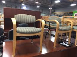 office furniture guest chairs. Gunlocke-guest-chairs-with-wood-and-metal-frame Office Furniture Guest Chairs