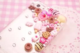 miniature delights kawaii kitsch style handmade japanese style decoden iphone 5 case cover