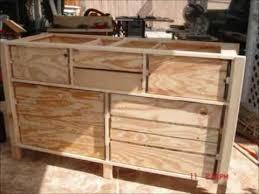 Bedroom Dresser Plans