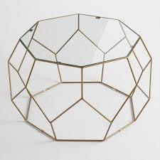 metal coffee table. Metal Coffee Table B
