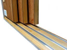 closet door floor track replacement home design ideas