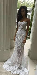 fitted lace wedding dress biwmagazine com