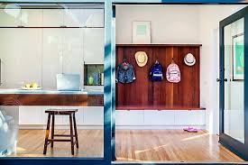 Small Picture Decorating ideas and wall design in the hallway of your home