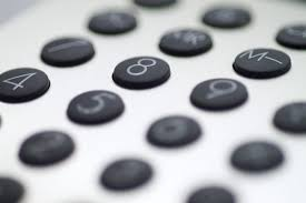 close up of a keypad of a calculator a specially designed smartpoints calculator es with a weight watchers