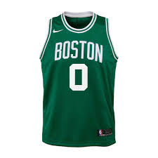Choose from an assortment of boston celtics jerseys, including swingman editions in multiple colourways, and find the versions that align with your personality and fan style. Nike Boston Celtics Jayson Tatum 2020 21 Kids Icon Swingman Jersey Green S Rebel Sport